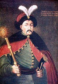 Б.Хмельницький, портрет