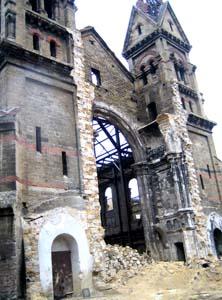 Собор Св. Павла в Одесі. Фото до реставрації. Автор:  Торстен Освальд, O.L.T. Consul
