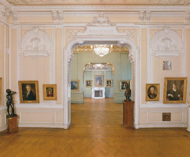 музей картин:
