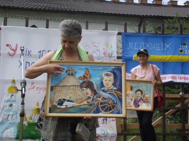 У Меджибожі відлунав Всеукраїнський фестиваль - фото 2