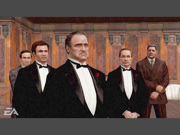 The godfather патчи, games прохождения. Мафиисвежая информация о